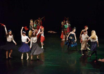 Taneční oddělení10