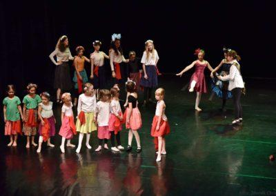 Taneční oddělení13
