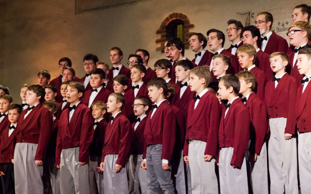Adventní koncert sboru Pueri gaudentes