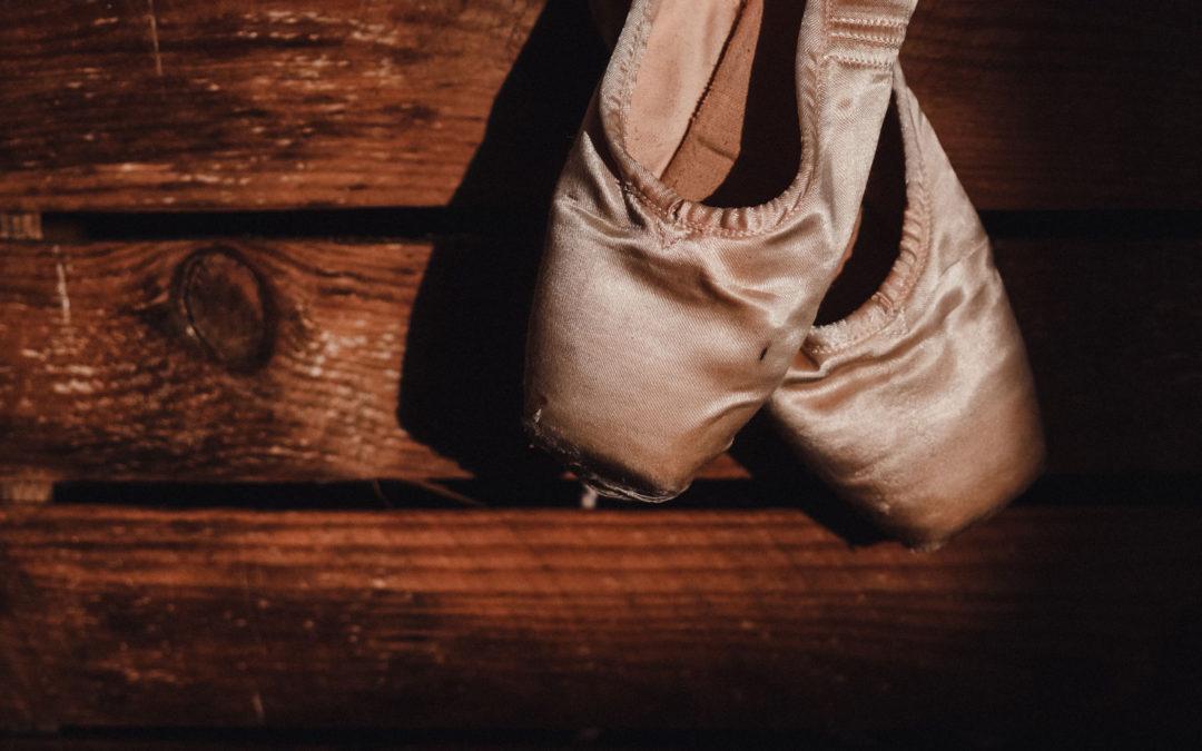 Závěrečné představení tanečního oddělení