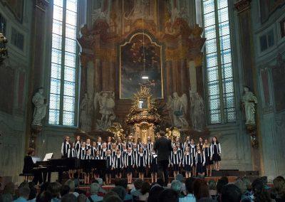 sbor Radost Praha, kostel sv. simona a judy (1)