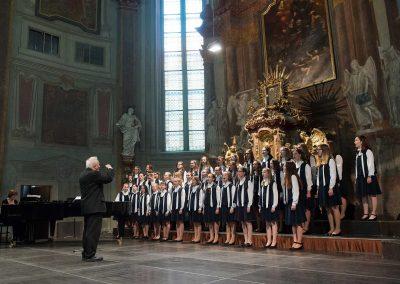 sbor Radost Praha, kostel sv. simona a judy (3)