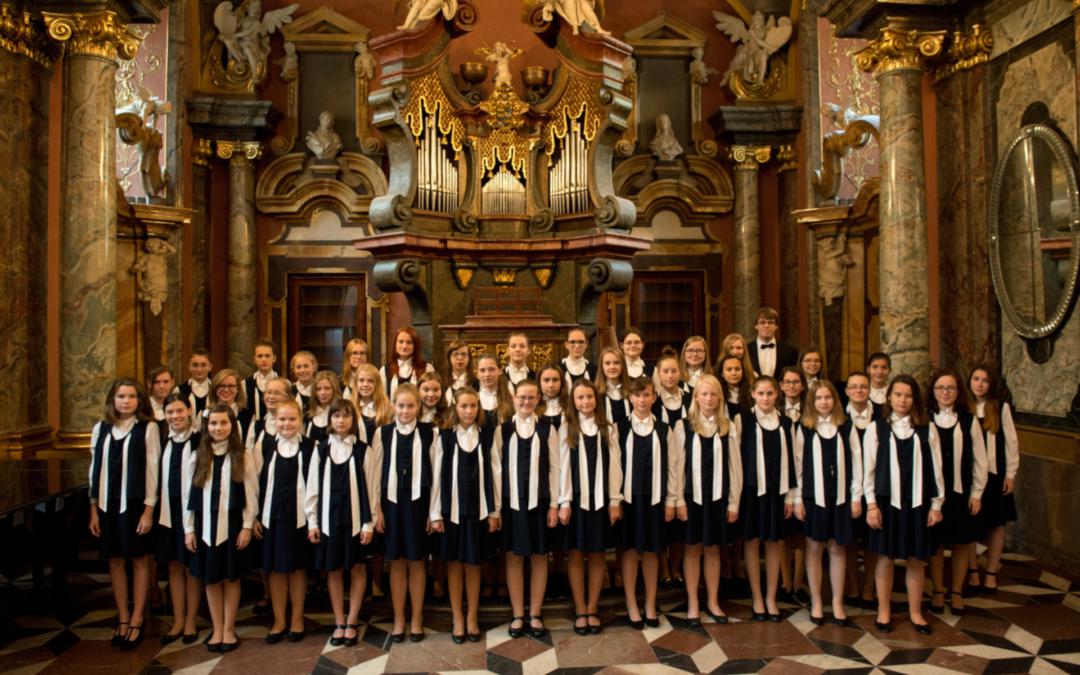 Závěrečný koncert Radost Praha